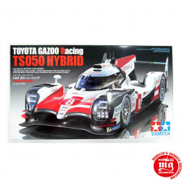 TOYOTA GAZOO RACING TS050 HYBRID TAMIYA 24349