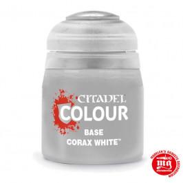 BASE CORAX WHITE CITADEL