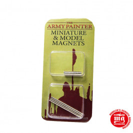 MINIATURE AND MODEL MAGNETS THE ARMY PAINTER TL5038