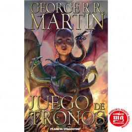 NOVELA ILUSTRADA JUEGO DE TRONOS Nº4
