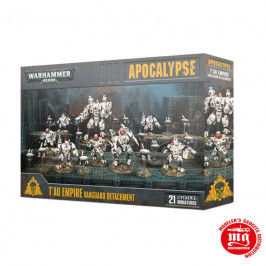 APOCALYPSE T'AU EMPIRE VANGUARD DETACHMENT WARHAMMER 40000