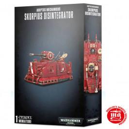 ADEPTUS MECHANICUS SKORPIUS DISINTEGRATOR WARHAMMER 40000