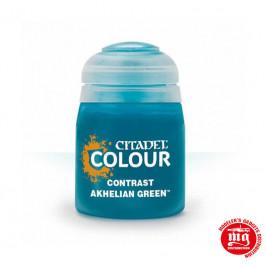 CITADEL CONTRAST AKHELIAN GREEN