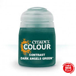 CONTRAST DARK ANGELS GREEN