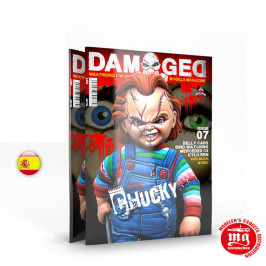 DAMAGED MAGAZINE ISSUE 07 ABT727