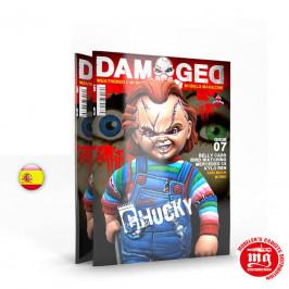 DAMAGED MAGAZINE ISSUE 07 ABT727