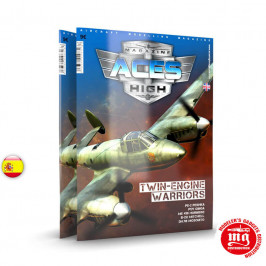 ACES HIGH MAGAZINE ISSUE 14 BIMOTORES DE ATAQUE AK2930