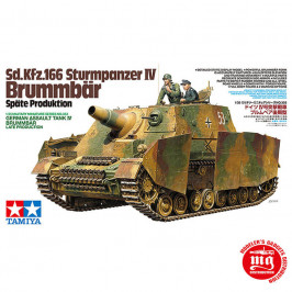 BRUMMBAR LATE PRODUCTION TAMIYA 35353