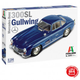 MERCEDES BENZ 300SL GULLWING ITALERI 3645