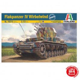 FLAKPANZER IV WIRBELWIND ITALERI 7074