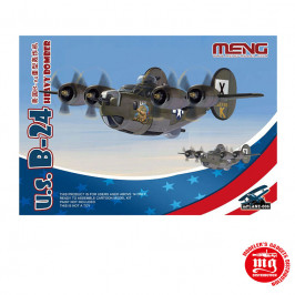 U.S. B-24 HEAVY BOMBER MENG mPLANE-006