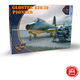GLOSTER E28/39 PIONEER CLEAR PROP CP72001