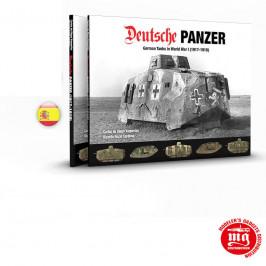 DEUTSCHE PANZER ABT721