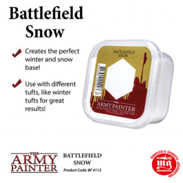 BATTLEFIELDS SNOW 2