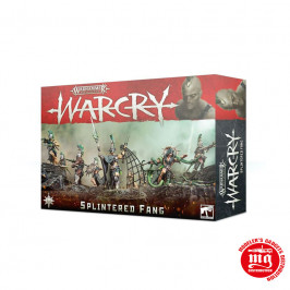 WARCRY SPLINTERED FANG