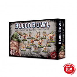 NURGLE´S ROTTERS NURGLE BLOOD BOWL TEAM BLOOD BLOWL 99 12 09 01 002