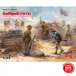 GALLIPOLI 1915 ICM DS3501