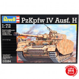PzKpfw IV Ausf H REVELL 03184