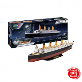 RMS TITANIC REVELL 05498