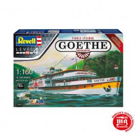 BARCO DE VAPOR RMS GOETHE REVELL 05232