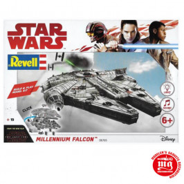 MILLENNIUM FALCON STAR WARS REVELL 06765
