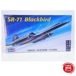 SR-71 BLACKBIRD REVELL 85-5810