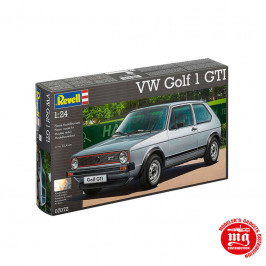 VW GOLF 1 GTI REVELL 07072