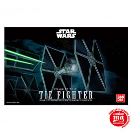 TIE FIGHTER BANDAI 0194870
