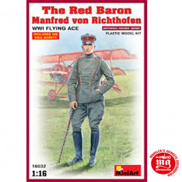 THE RED BARON MANFRED VON RICHTHOFEN MINIART 16032