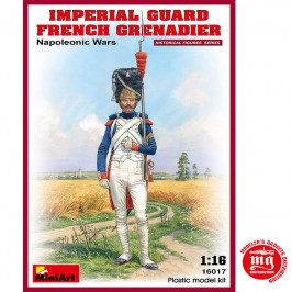 IMPERIAL GUARD FRENCH GRENADIER MINIART 16017