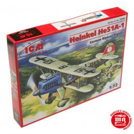 HEINKEL He51A-1 ICM 72193