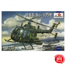 MBB Bo-105P AMODEL 72259