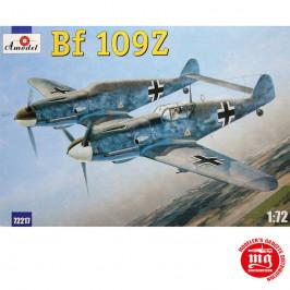 Bf 109Z AMODEL 72217