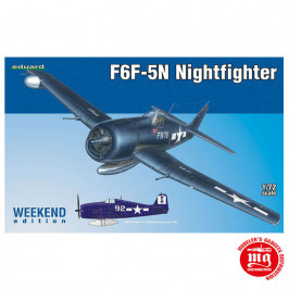 F6F-5N NIGHTFIGHTER EDUARD 7434