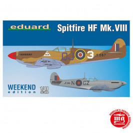 SPITFIRE HF Mk.VIII EDUARD 84132