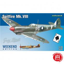 SPITFIRE Mk.VIII EDUARD 7442