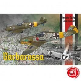 BARBAROSSA LIMITED EDITION DUAL COMBO EDUARD 11127