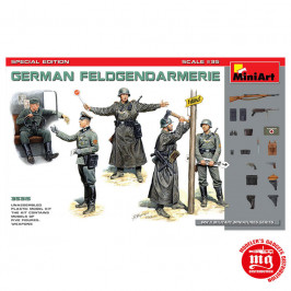 GERMAN FELDGENDARMERIE MINIART 35315
