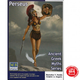 PERSEUS ANCIENT GREEK MYTHS SERIES MB24032