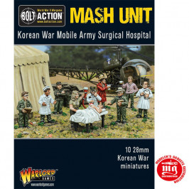 MASH UNIT KOREAN WAR MOBILE ARMY SURGICAL HOSPITAL WARLORD 402218001