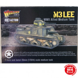 M3 LEE WWII ALLIED MEDIUM TANK WARLORD WGB-AI-124