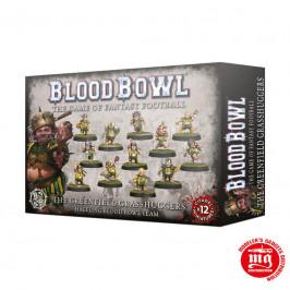 THE GREENFIELD GRASSHUGGERS HALFLING BLOOD BOWL TEAM