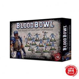THE REIKLAND REAVERS HUMAN BLOOD BOWL TEAM 200-13