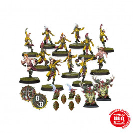 THE ATHELORN AVENGERS WOOD ELF BLOOD BOWL TEAM  200-66