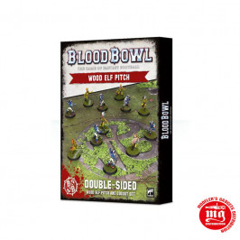 CAMPO WOOD ELF PITCH BLOOD BOWL 200-68