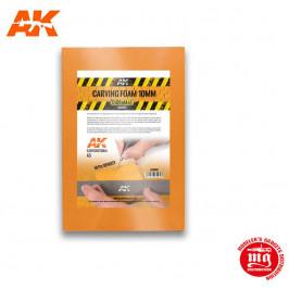 ESPUMA DE CONSTRUCCION DE 10 MM A5 AK8092