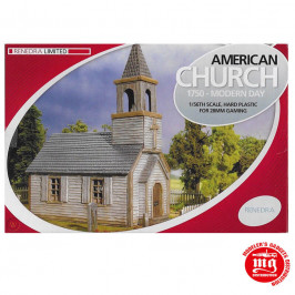 AMERICAN CHURCH 1750-MODERN DAY RENEDRA
