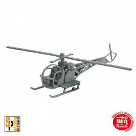 SIOUX HELICOPTER SARISSA PRECISION LTD K015