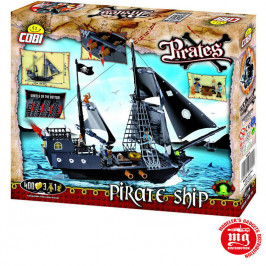 PIRATE SHIP COBI 6016