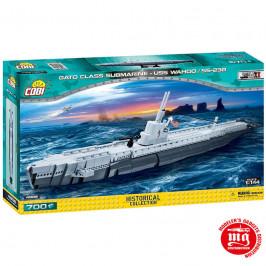 USS WAHOO/SS-238/GATO CLASS SUBMARINE COBI 4806